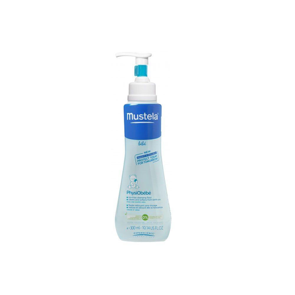 فیزیو ب ب موستلا محلول پاک کننده بسیار موثر بدون نیاز به آبکشی برای پاک کردن نواحی ظریف و حساس پوست. مناسب برای پاک کردن صورتو چشم ها بدون ایجاد تحریک