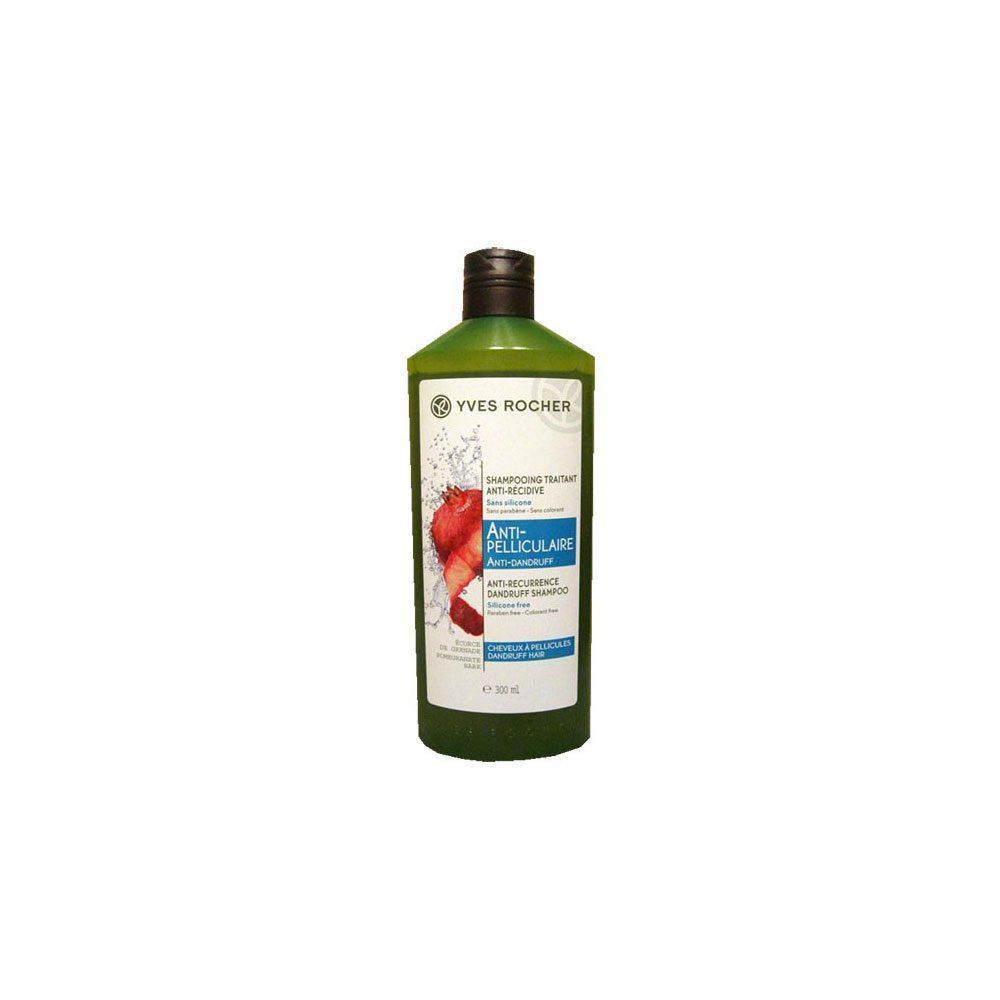 شامپو ضد شوره مو ایوروشه از این شامپوی ملایم برای درمان موثر شوره و از بین بردن خارش کف سر استفاده نمایید. این شامپو موهای شما را پاک و درخشان می نماید.