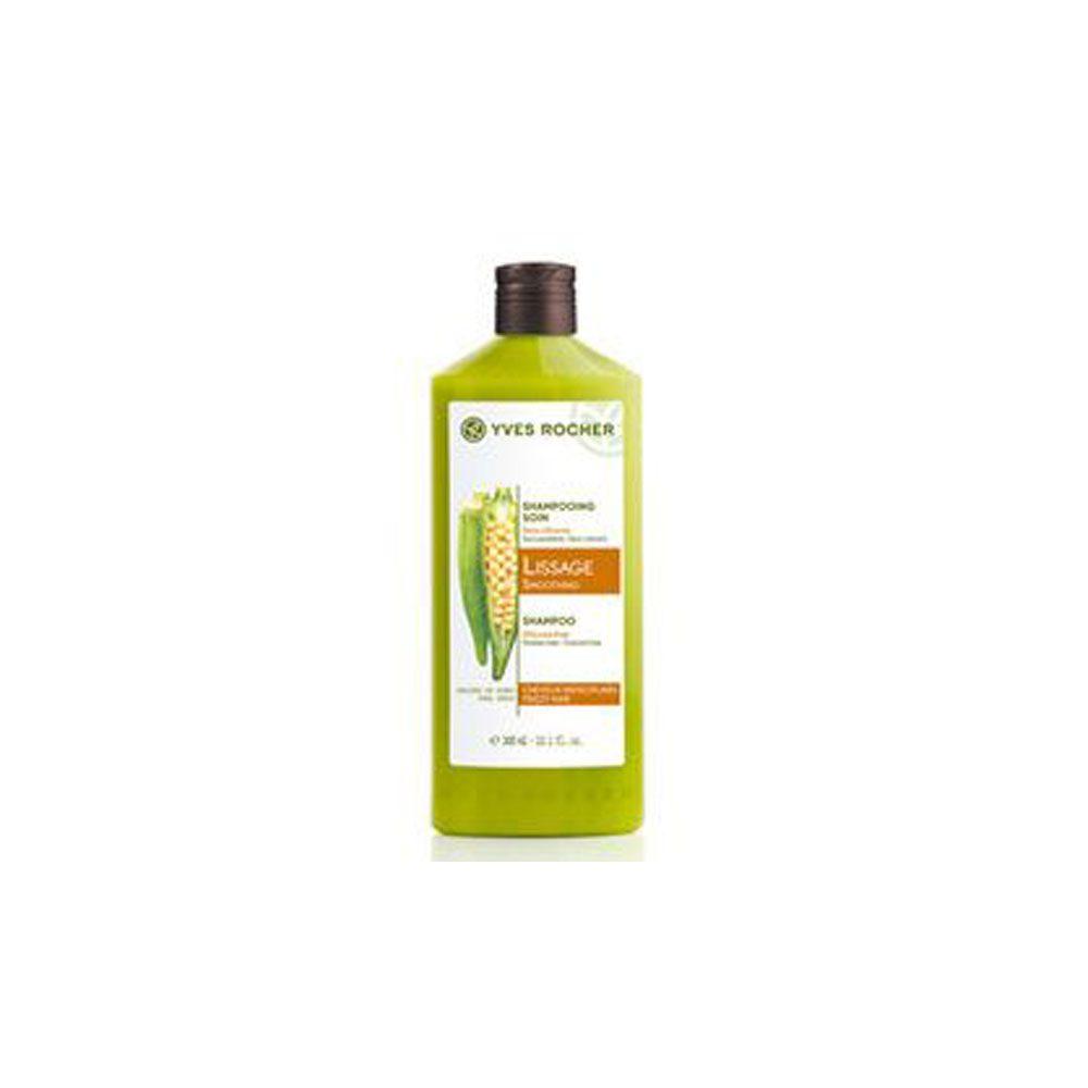 شامپو صاف و نرم کننده مخصوص موهای وز ایوروشه تغذیه کننده، جلوگیری از وز شدن مو، ایجاد حالت ابریشمی در تارهای مو فرمولاسیون عاری از سیلیکون، درمان فیبرهای مو