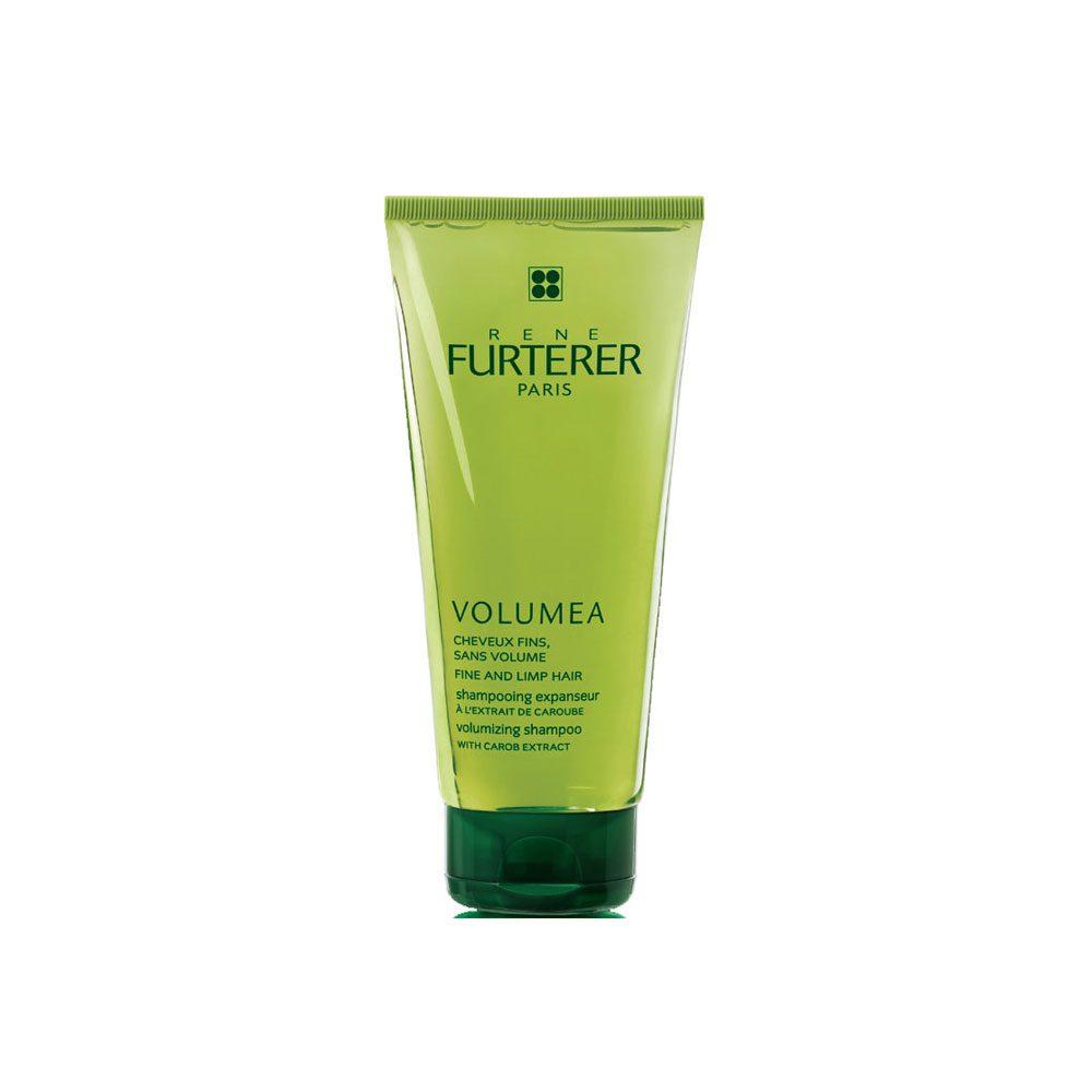 شامپو حجم دهنده مو ولومیا رنه فورترر افزایش دهنده حجم همراه با حفظ حالت مو، رطوبت رسان، تامین کننده نرمی و لطافت مو. حجم 200 میل یک روز در میان به مو و پوست