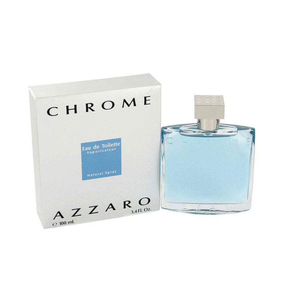 Azzaro Chrome Intense Azzaro for men ادکلن آزارو کروم اینتنس مردانه Azzaro (آزارو) ورژن جدیدی از یک ادکلن مردانه با عنوان Azzaro Chrome Intense را درست